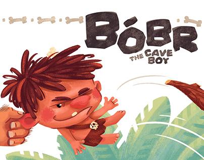 Bóbr the Cave Boy