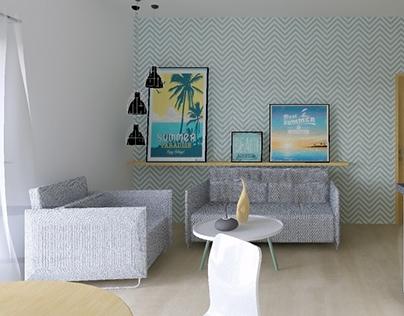 Surfing interior