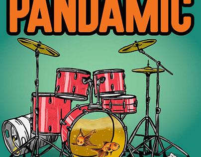Pandamic Tour Poster