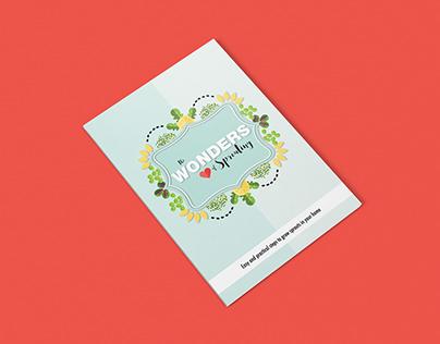 Wonders Of Sprouting Booklet