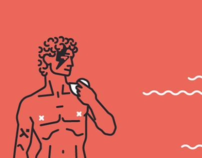Pixine | illustrations
