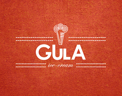 BRAND. GULA - ICE CREAM