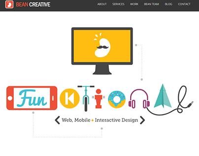 Bean Creative Website Design and Dev