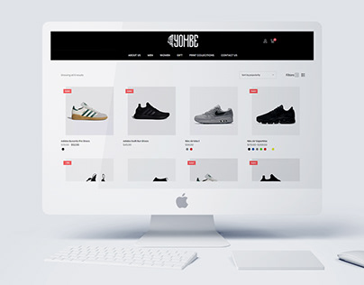 Yombe | E-Commerce Website