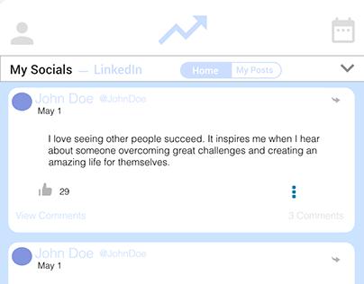 PR App (Hootsuite Clone)