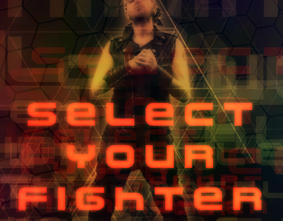 SELECT YOUR FIGHTER