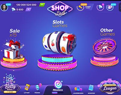 Prototype of the Casino Game
