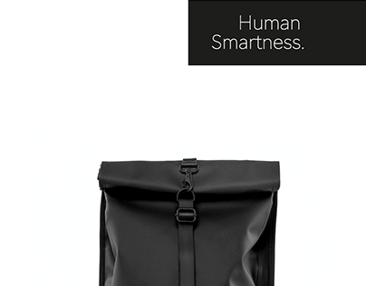 Human Smartness - Rolltop - Think Clean, Work Smart.