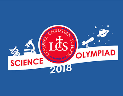 LCS Science Olympiad T-Shirt