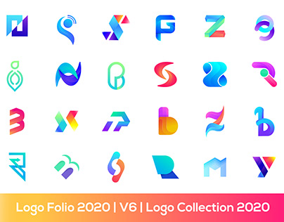 Logo Folio 2020 | V6 | Logo Collection 2020