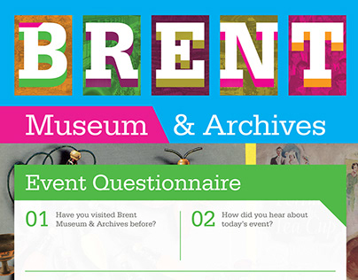 Brent Museum & Archives Collateral