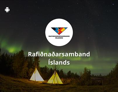RAFDNADARSAMBAND ISLANDS