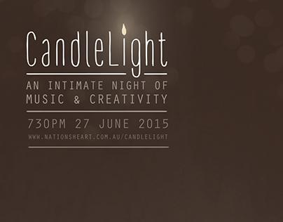 CandleLight Music Evening Promo