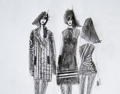 AW 19/20 Illustrations