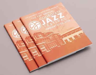 Collegiate Jazz Festival 2020 Materials