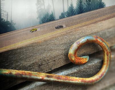 Wood Race