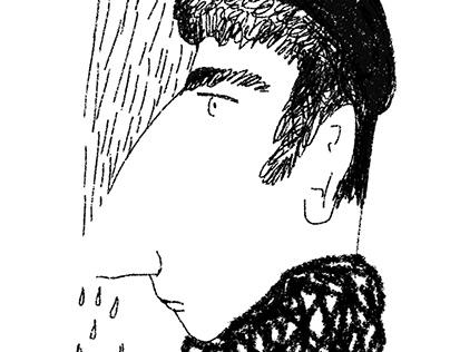 Rainy sketches