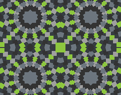 Free Illustrator Pattern - Circular Pattern Rectangles