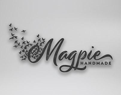 Logo design (Magpie Handmade)