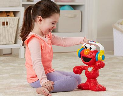 Let's Dance Elmo