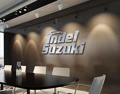 Indel Suzuki Logo Design
