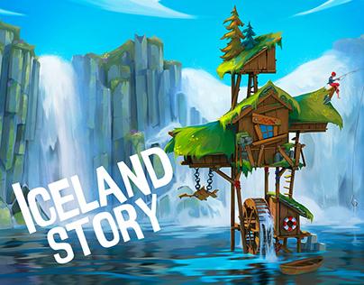 Iceland story