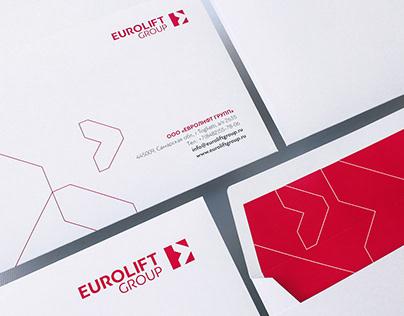 EuroliftGroup Lifting Solutions - Branding - Russia