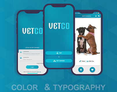 Android & iOS app Developers did app for pet lovers