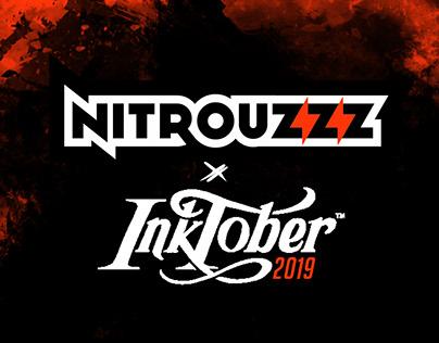 #INKTOBER2019 by Nitrouzzz