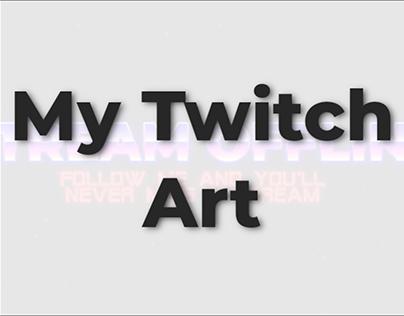 My Twitch Art