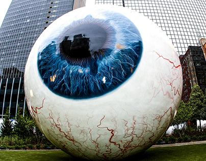 The Joule | Eye Invitation