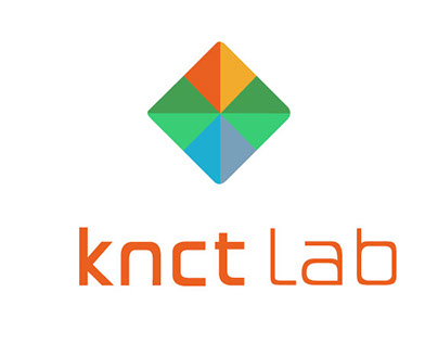 Knct lab visual identity