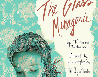 The Glass Menagerie Theatre Poster