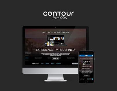 The New Contour Web Design