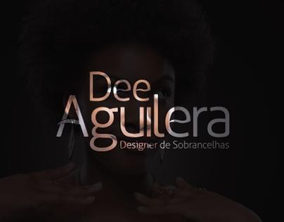 Identidade Visual Dee Aguilera