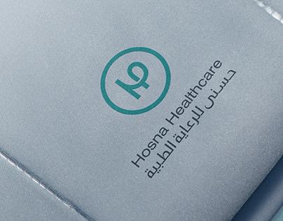 Hosna Healthcare Brand Identity
