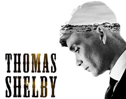 Thomas Shelby Double Exposure Work