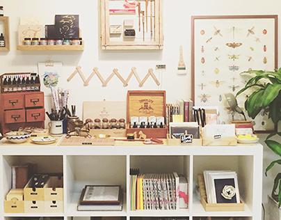 Calligraphy • Studio