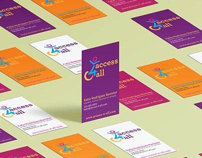 Re-branding for Access 4 All