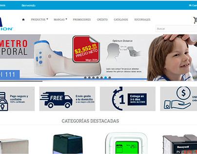 Ecommerce Dominion Interfaz ERP SAP B1