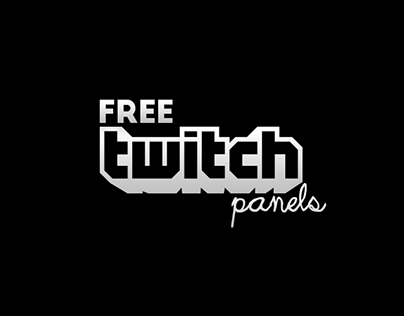 how to add panels to twitch
