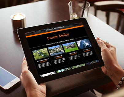 Website: Jimmy Molloy