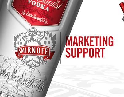 Smirnoff On Trade