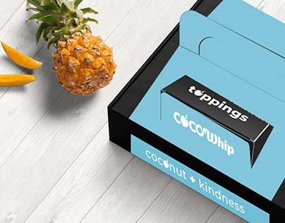 Cocowhip Packaging - p o s i t i v i t y b o x