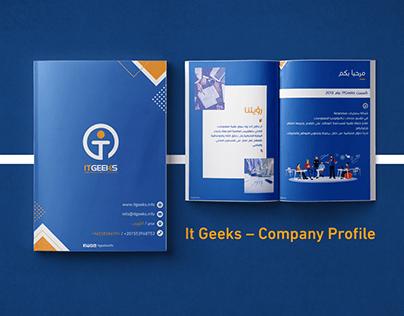 It Geeks – Company Profile