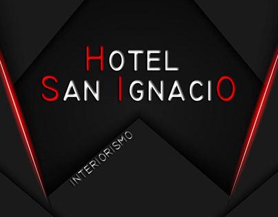 Diseño interior de San Ignacio-Gto