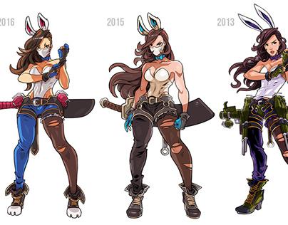 Bunny Ronin Project