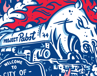 Pabst Blue Ribbon - Project Pabst Can Design (ATL)
