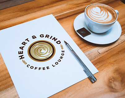 """Heart & Grind Coffee Lounge"""
