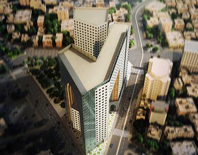 Hamadanya Tower KSA